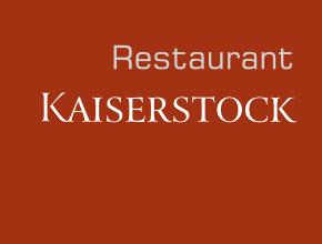 Restaurant Kaiserstock
